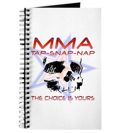 MMA Shirts and Gifts Journal