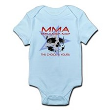 MMA Shirts and Gifts Infant Bodysuit