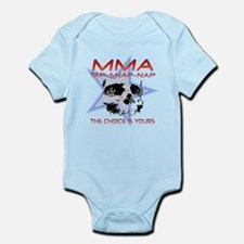 MMA Shirts and Gifts Onesie