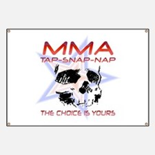 MMA Shirts and Gifts Banner