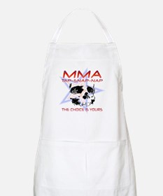 MMA Shirts and Gifts BBQ Apron