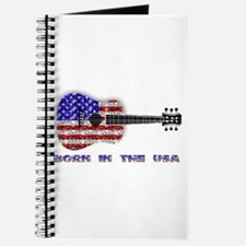 Born In The USA Guitar Journal