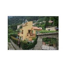 Villa in Monaco Rectangle Magnet