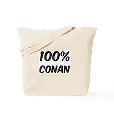 100 Percent Conan Tote Bag