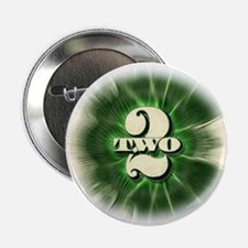 The TWO $2 bill - Button