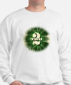 The TWO $2 bill - Sweatshirt