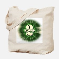 The TWO $2 bill - Tote Bag