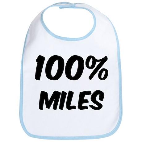 100 Percent Miles Bib