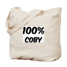 100 Percent Coby Tote Bag