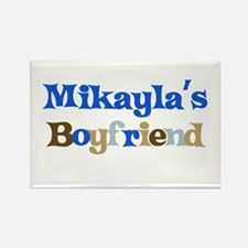 Mikayla's Boyfriend Rectangle Magnet