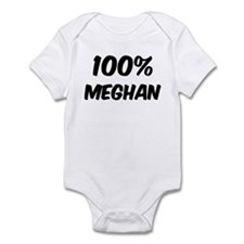 100 Percent Meghan Infant Bodysuit