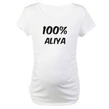100 Percent Aliya Shirt