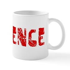 Kaydence Faded (Red) Mug