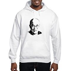 Dalai Lama Hooded Sweatshirt