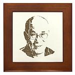 Free Tibet Framed Tile