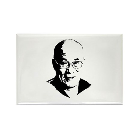 Free Tibet Rectangle Magnet (10 pack)