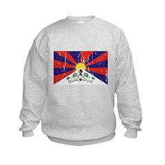 Tibetan Flag Sweatshirt