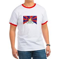Tibetan Flag T