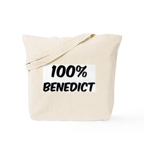100 Percent Benedict Tote Bag