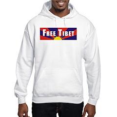 Free Tibet Hoodie