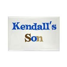 Kendall's Son Rectangle Magnet (10 pack)