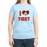 I Love Tibet Women's Light T-Shirt