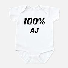 100 Percent Aj Infant Bodysuit