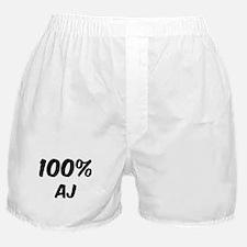 100 Percent Aj Boxer Shorts