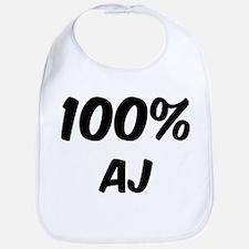 100 Percent Aj Bib