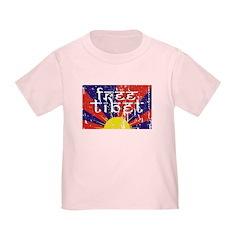 Free Tibet Toddler T-Shirt