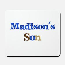 Madison's Son Mousepad
