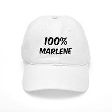 100 Percent Marlene Baseball Cap