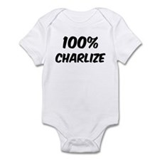 100 Percent Charlize Onesie