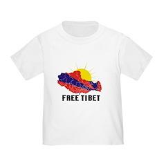 Free Tibet T