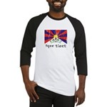 Free Tibet Baseball Jersey