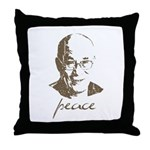 Free Tibet Throw Pillow