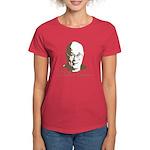Dalai Lama Women's Dark T-Shirt