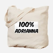 100 Percent Adrianna Tote Bag