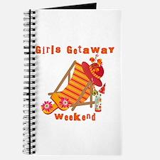 Girls Getaway Weekend Journal