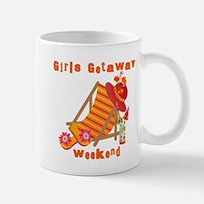 Girls Getaway Weekend Mug