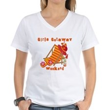 Girls Getaway Weekend Shirt