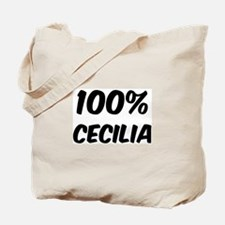 100 Percent Cecilia Tote Bag