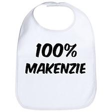 100 Percent Makenzie Bib