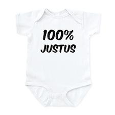100 Percent Justus Infant Bodysuit