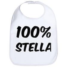 100 Percent Stella Bib
