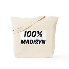 100 Percent Madisyn Tote Bag