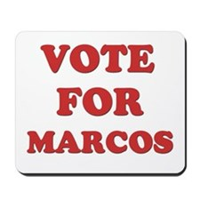 Vote for MARCOS Mousepad