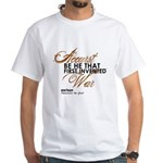 Tamburlaine White T-Shirt