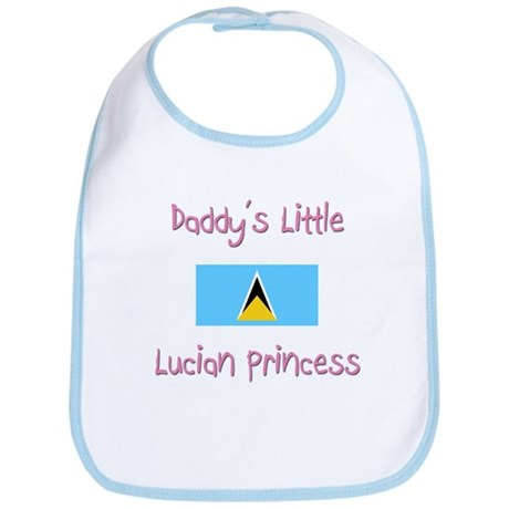Daddy's little Lucian Princess Bib