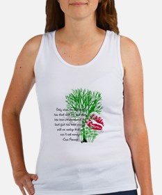 Nature Quote Women's Tank Top